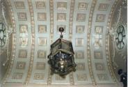 Sklepienie sieni Westibulu po renowacji
